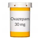 Oxazepam (Generic Serax) 30mg Capsules
