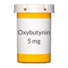 Oxybutynin 5 mg Tablets