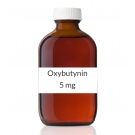 Oxybutynin 5mg/5ml Syrup  (16oz Bottle-473ml)