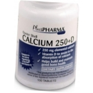 Oyster Shell Calcium 250+D - 100 Tablets