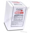 Oyster Shell Calcium 250+D Box - 100 Tablets