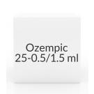 Ozempic (Semaglutide) 0.25mg/0.5mg Dose Pen
