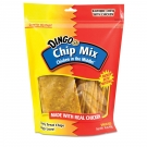 Dingo Mini Chip Mix, Chicken Flavor - 7.5oz Bag