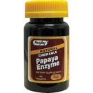 Natural Papaya Enzyme Chewable Tablets - 100ct