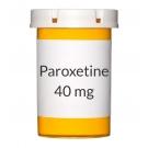 Paroxetine 40mg Tablets (Generic Paxil)