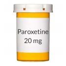 Paroxetine 20mg Tablets***Temporary Price Increase***