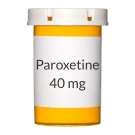 Paroxetine 40mg Tablets