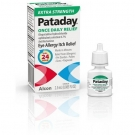 Pataday Once Daily Extra Strength Eye Allergy Itch Relief- 2.5oz