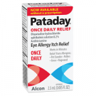 Pataday Once Daily Allergy Relief Eye Drop- 2.5ml