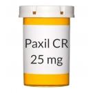 Paxil CR 25mg Tablets