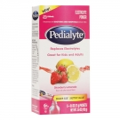 Pedialyte Powder Pack Stawberry Lemon 6ct