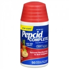 Pepcid Complete Acid Reducer + Antacid Tropical Fruit Chewable Tablet - 50ct