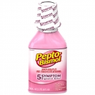 Pepto-Bismol Upset Stomach Reliever/Antidiarrheal Liquid - 16oz