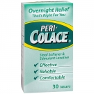 Peri-Colace® Stool Softener & Stimulant Laxative Tablets- 30ct