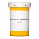 Perphenazine-Amitriptyline 2-25mg Tablets