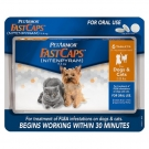 PetArmor FastCaps for Dogs & Cats 2-25 lbs- 6 ct