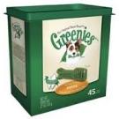 Greenies Treat Tub Pak, Petite- 45ct