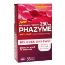 Phazyme Maximum Strength 250mg Anti-Gas Simethicone Soft Gels - 12ct