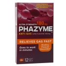 Phazyme Ultra Strength 180mg Anti-Gas Simethicone Soft Gels - 12ct