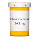 Phenobarbital (Generic Luminal) 16.2mg (0.25 grain) Tablets