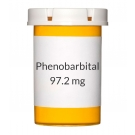 Phenobarbital 97.2 mg (1.5 grain) Tablets