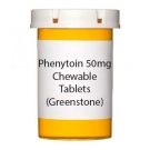 Phenytoin 50mg Chewable Tablets (Greenstone)