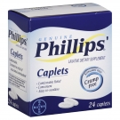 Phillips Cramp-free Laxative Caplets - 24ct