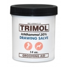 Trimol Ichthammol 20% Ointment Drawing Salve - 14oz jar (Veterinary Use)