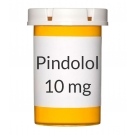 Pindolol 10mg Tablets