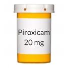 Piroxicam 20mg Capsules
