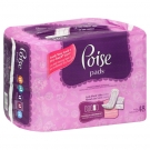 Poise Pads, Maximum Absorbency with Side Shields - 48ct