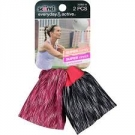 Scünci Everyday and Active Ponytailer, 2ct- 3 Packs (Colors May Vary) ** Extended Lead Time **