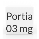 Portia  0.15-0.03mg  - 28 Tablet Pack