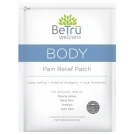 BeTru Wellness Body Pain Relief Patch (10 cm x 14 cm each)  2 ct