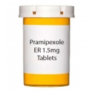 Pramipexole ER 1.5mg Tablets