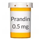 Prandin 0.5mg Tablets