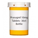 Prasugrel 10mg Tablets- 30ct Bottle