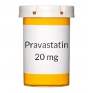 Pravastatin 20 mg Tablets