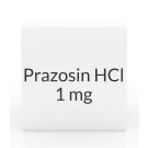 Prazosin HCl 1mg Capsules (Prasco)