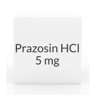 Prazosin HCl 5mg Capsules (Prasco)