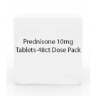 Prednisone 10mg Tablets-48ct Dose Pack