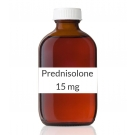 Prednisolone 15mg/5ml Syrup 8 oz Bottle (240 ml)