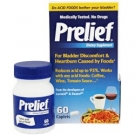 Prelief Acid Reducer Dietary Supplement Tablets- 60ct