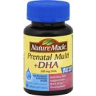Nature Made Prenatal+DHA Liquid Softgel- 60ct