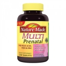 Nature Made Multi Prenatal Vitamin/Mineral Dietary Supplement Tablets- 250ct