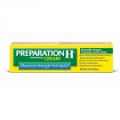 Preparation H Max Strength Hemorrhoidal  Cream- 0.9oz