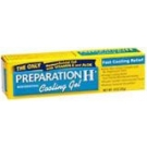Preparation H Cooling Gel 0.9 oz