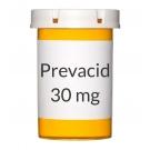 Prevacid 30mg Solutab - 100 Count Box