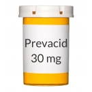 Prevacid 30mg Solutab - 100 Count Box