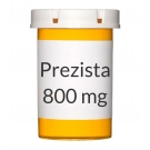 Prezista 800 mg Tablets - 30 Count Bottle